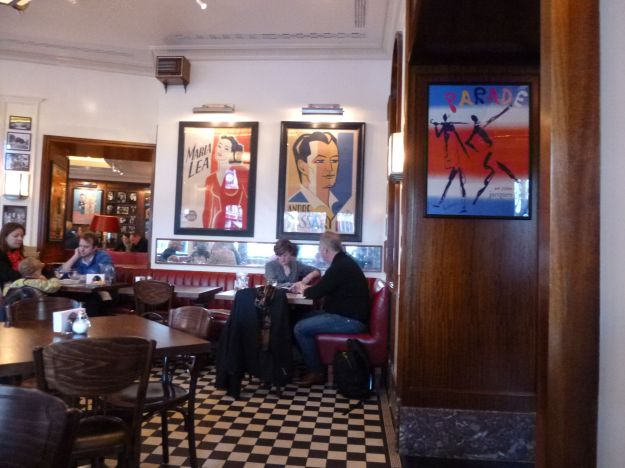 Colbert brings a touch of Paris cafe society to Sloane Square.