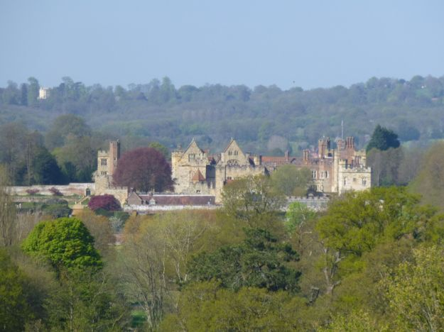 London Slant: Penshurst place