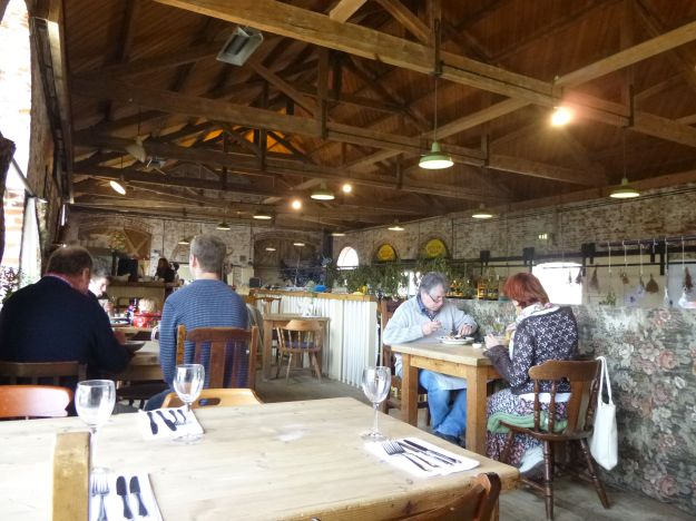 The Goods Shed Restaurant