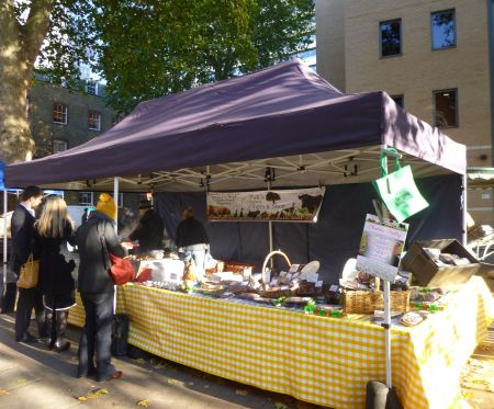 London Bridge Farmers' Market