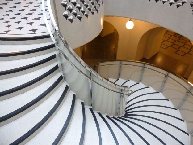 Tate Staircase