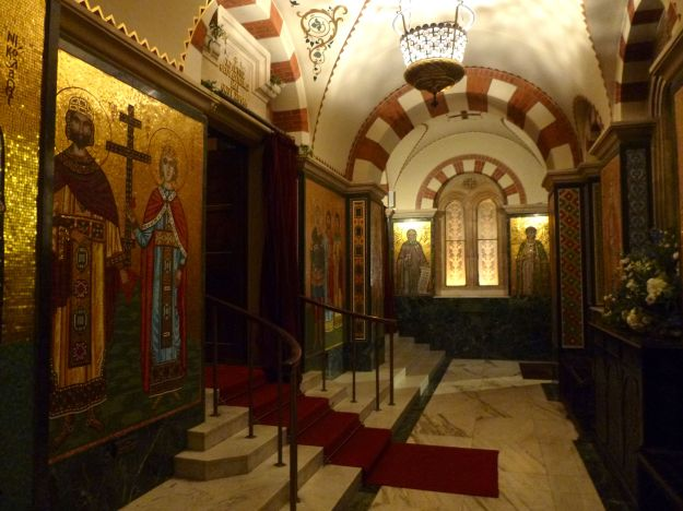 London's Greek cathedral