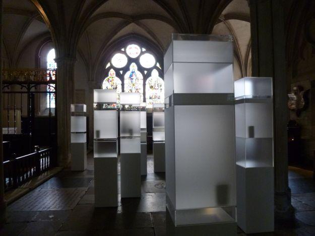 Edmund de Waal Southwark Cathedral