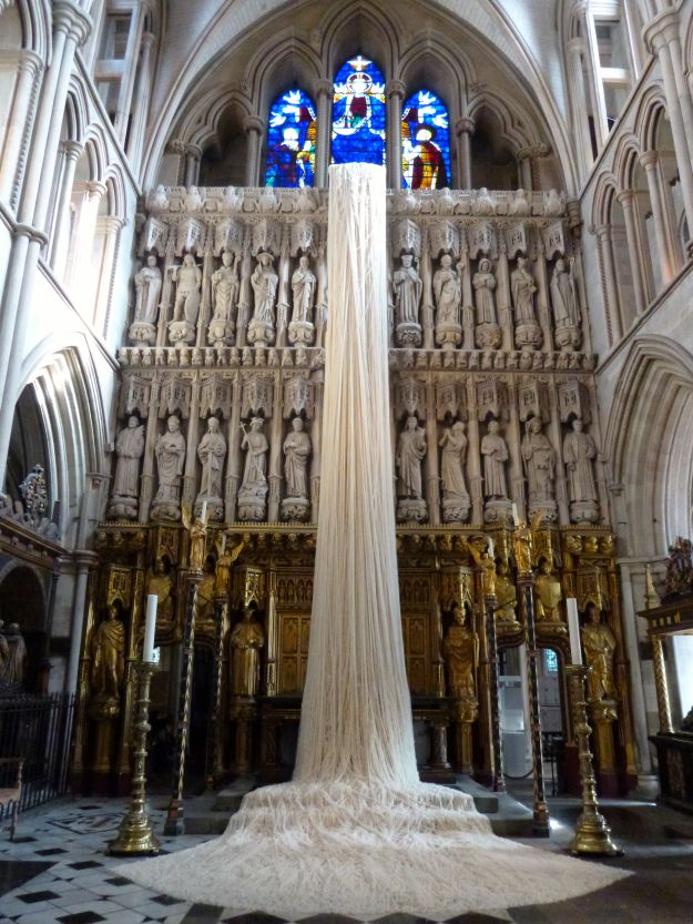 Angela Wright. Southwark Cathedral