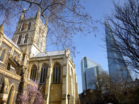 Southwark Cathedral Borough Market