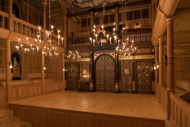 Sam Wanamaker Playhouse, London