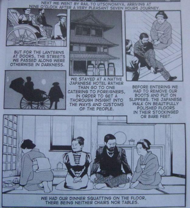 Russell-Cotes manga