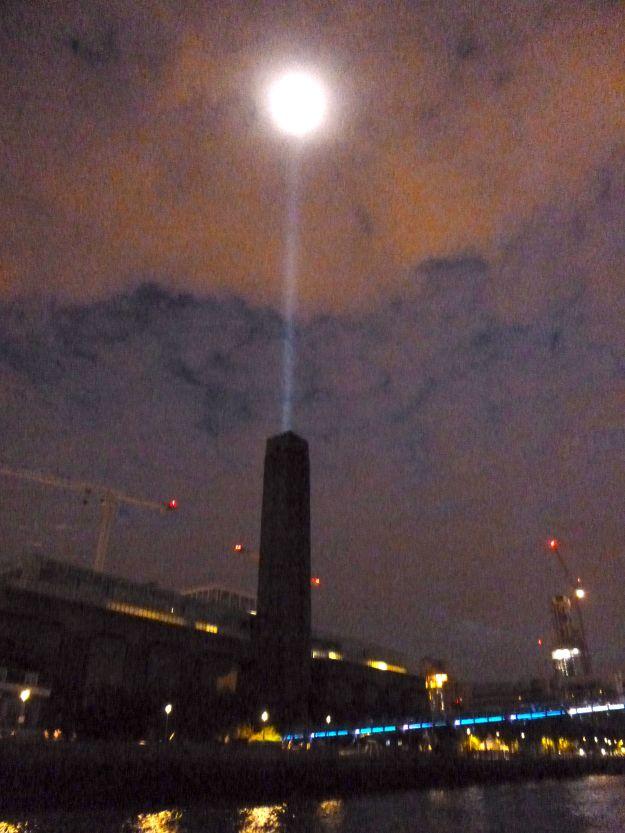 spectra, artangel, London