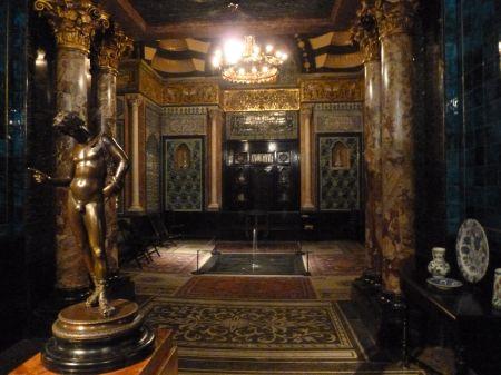 Leighton House Arab Hall