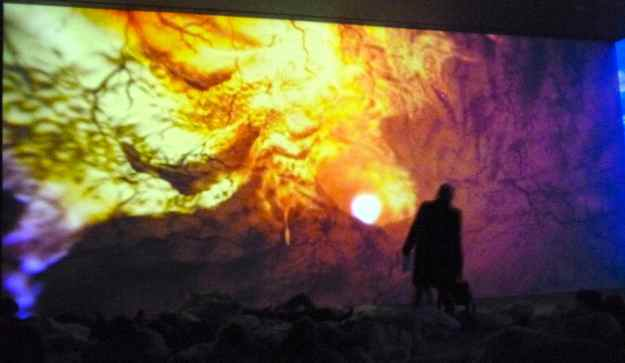 Worry Will Vanish by Pipilotti Rist.